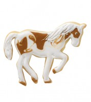 Ausstechform Trabendes Pferd - 11,5 cm