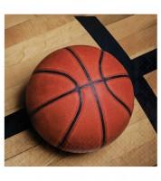 """Servietten """"Basketball"""" - 18 Stück"""