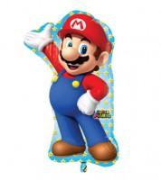 "Supershape-Folienballon ""Nintendo Super Mario"" - Mario"