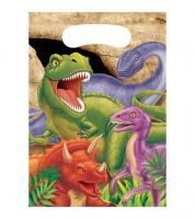 "Mitgebseltüten ""Dinosaurier"" - 8 Stück"