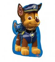 "Supershape-Folienballon ""Paw Patrol"" - Chase"