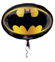 "Supershape-Folienballon ""Batman"" - Bat-Signal"
