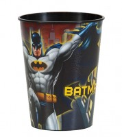 "Plastikbecher ""Batman"""