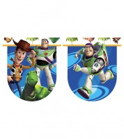 "Wimpelgirlande ""Toy Story"" - 3 m"