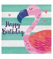 """Servietten """"Summer Friends"""" - Happy Birthday - 16 Stück"""