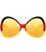 """Mega-Brille """"Deutschland"""""""