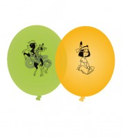 """Luftballon-Set """"Yakari"""" - 8 Stück"""