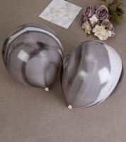 "Luftballon-Set ""Marmor"" - 8 Stück"