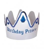 "Geburtstagskrone ""Birthday Prince"""