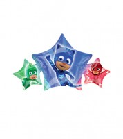 "Minishape-Folienballon ""PJ Masks - Pyjamahelden"""