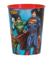 "Plastikbecher ""Justice League"""
