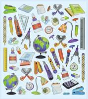 """Design-Sticker """"Schule"""" - 1 Bogen"""