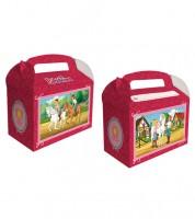 """Geschenke-Boxen """"Bibi und Tina"""" - 6 Stück"""