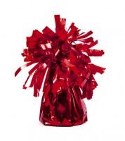 Ballon-Gewichte - rot metallic - 4 Stück