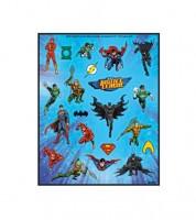 """Sticker """"Justice League"""" - 4 Stück"""