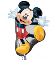 "Supershape-Folienballon ""Mickey Mouse"""