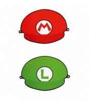 """Partyhüte """"Nintendo Super Mario"""" - 8 Stück"""