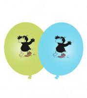 """Luftballon-Set """"Der kleine Rabe Socke"""" - 8 Stück"""
