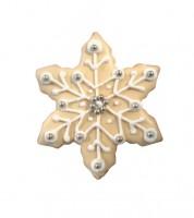 Ausstechform Schneeflocke - 8 cm