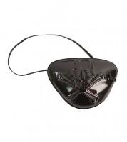 Piraten-Augenklappen - schwarz - 5 Stück