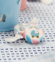 Bonbons Babyparty Taufe