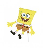 "Minishape-Folienballon ""SpongeBob"""