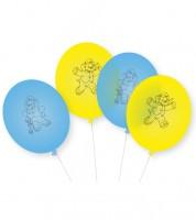 """Luftballon-Set """"Benjamin Blümchen"""" - 8 Stück"""