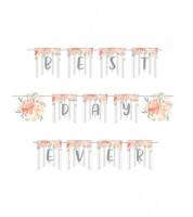 "Best Day Ever-Girlande ""Floral Dream"" - 2,4 m"