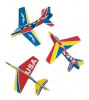 Segelflugzeug-Sets - 8 Stück