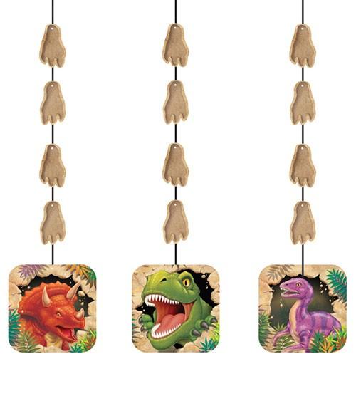 "3er Motivgirlande ""Dinosaurier"""