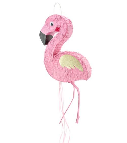 """Pinata """"Flamingo"""" - 25 x 55 x 8 cm"""