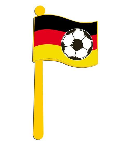 """Rassel """"Deutschland-Flagge"""""""