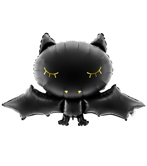 "Supershape-Folienballon ""Fledermaus"" - 80 x 52 cm"