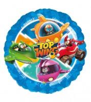 "Runder Folienballon ""Top Wing"" - 43 cm"