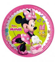 "Pappteller  ""Minnie Happy Helpers"" - 8 Stück"