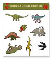 """Sticker """"Dinosaurier"""" - 1 Bogen"""