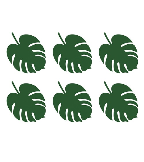 "Tischkarten ""Aloha Party"" - 6 Stück"