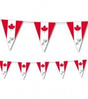 "Wimpelkette ""Kanada"" - 3,5 m"