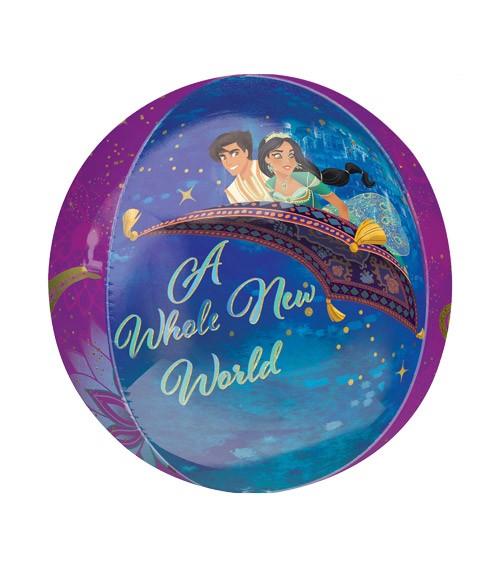 """Orbz-Folienballon """"Aladdin"""" - 38 x 40 cm"""
