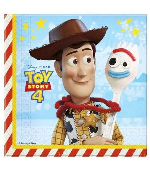 "Servietten ""Toy Story 4"" - 20 Stück"