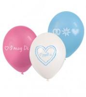 """Luftballon-Set """"O' zapft is"""" - 6 Stück"""