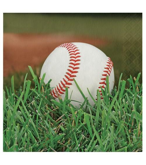 """Servietten """"Baseball"""" - 18 Stück"""