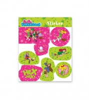 "Sticker ""Bibi Blocksberg"" - 1 Bogen"