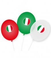 """Luftballons """"Italien"""" - 9 Stück"""