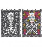 "Hologramm-Bild ""Day of the Dead"" - 45 x 30 cm"