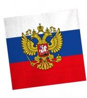 """Servietten """"Russland"""" - 20 Stück"""
