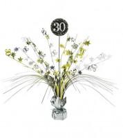 """Tischaufsteller """"Sparkling Celebration"""" - 30. Geburtstag"""