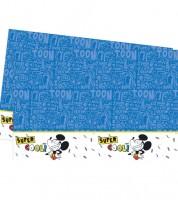 "Kunststoff-Tischdecke ""Mickey Mouse Comic"" - 120 x 180 cm"
