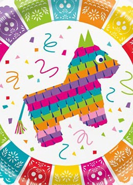 Mexikanische Fiesta Party | Mottoparty | Pink Dots - Partystore
