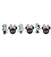 "Motivgirlande ""Minnie Party"" - 2 m"